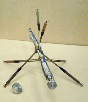 каретка для окраски труб больших диаметров
